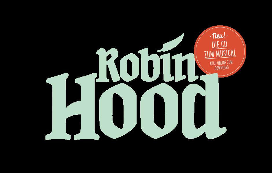 Robin Hood Schriftzug