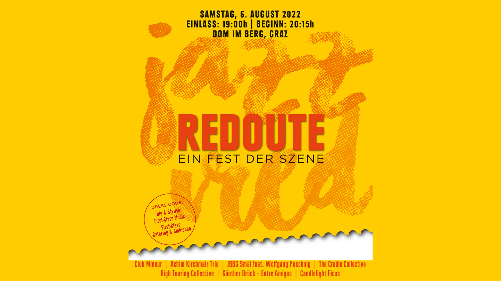 Jazz Redoute 2022