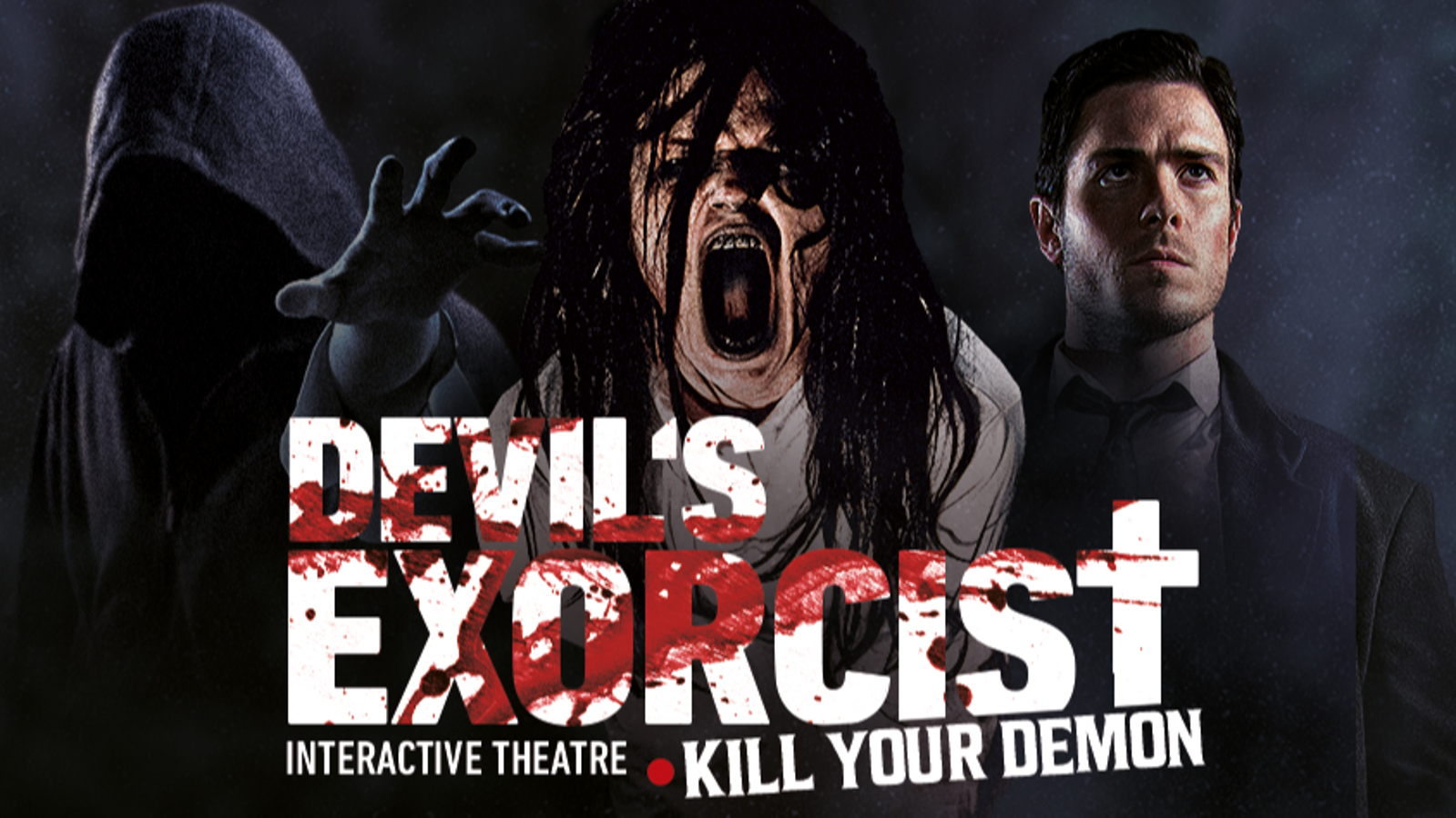 Devil's Exorcist - Interactive Theatre